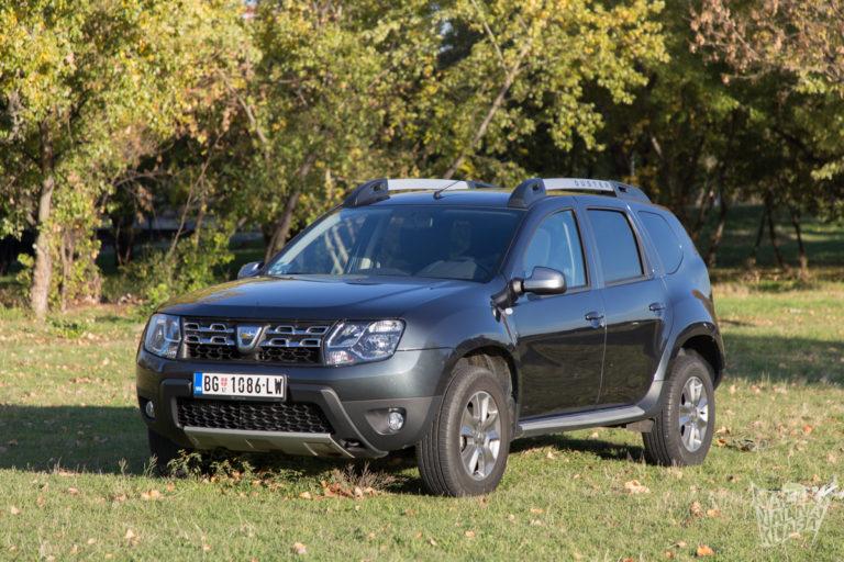 Prvi utisci: Dacia Duster Laureate dCi 110 EDC