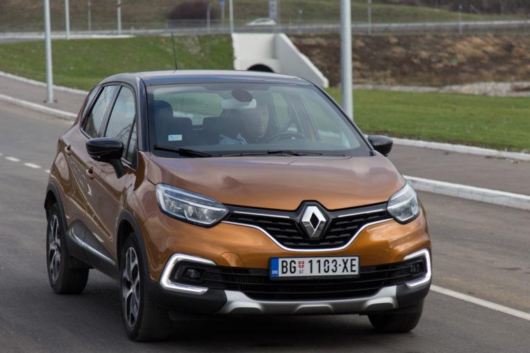 Prvi utisci: Renault Captur 2017 TCe120