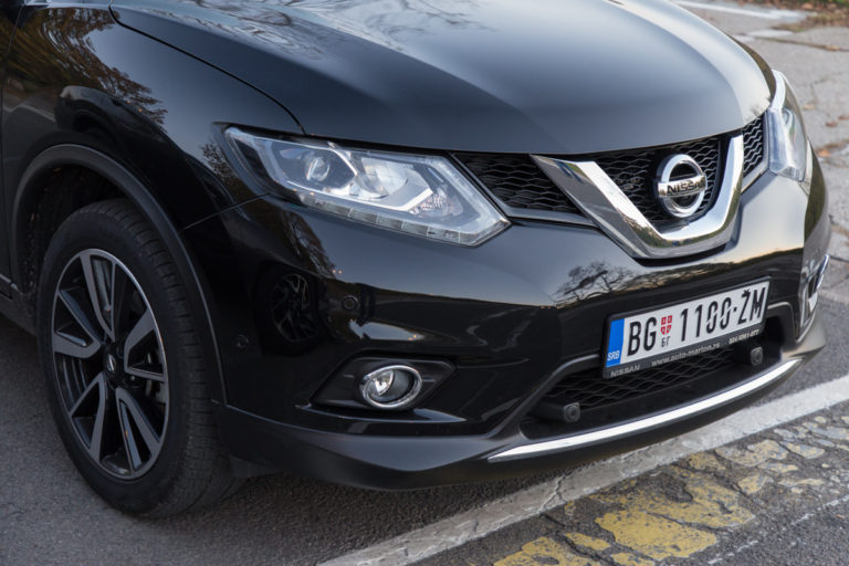 NK TEST: Nissan X-Trail dCi 175 4×4 AT