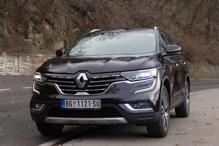 Prvi utisci: Renault Koleos dCi 175 AWD X-Tronic