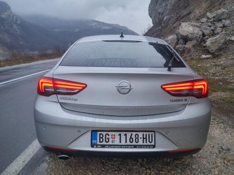 Prvi utisci: Opel Insignia Grand Sport 2.0 CDTI Innovation