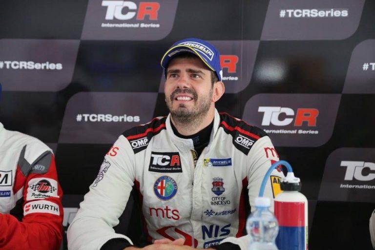 Borković najavio nastup u evropskom TCR takmičenju
