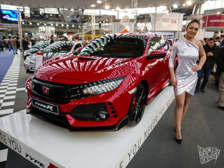Car Show: Delta Motors predstavlja Honda, BMW i Mini novitete