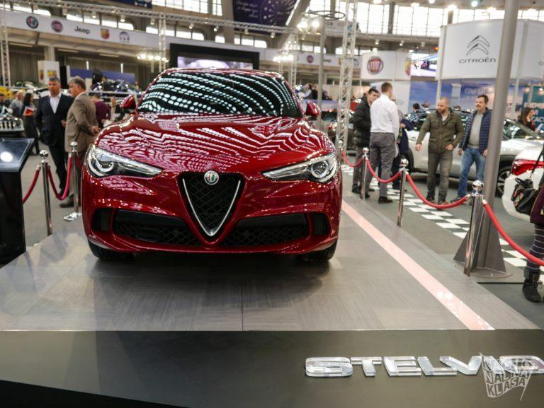 Car Show: Fiat Srbija predstavio Stelvio QV i Renegade