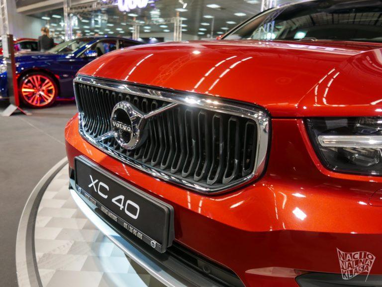 Car Show: Grand Motors predstavio Ford, Infiniti i Volvo novitete