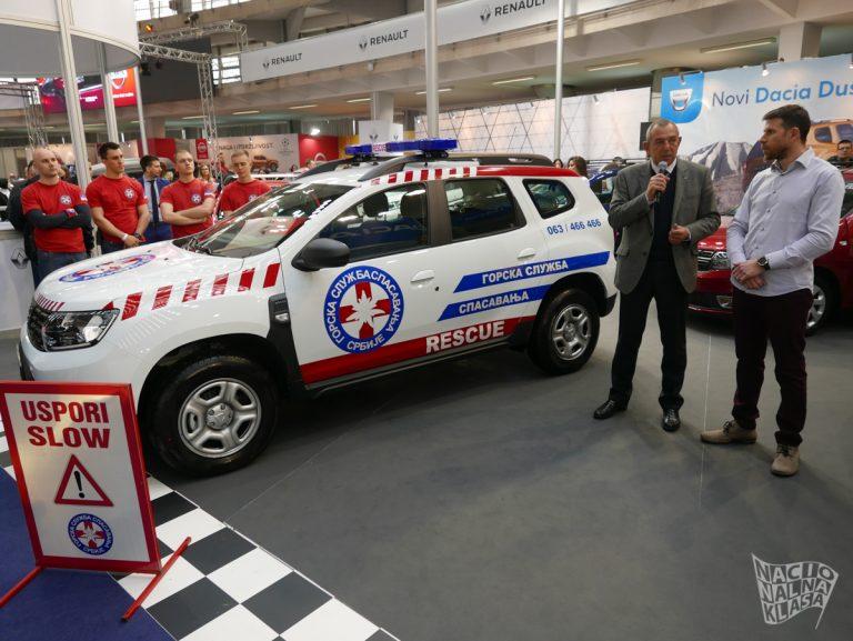 Car Show: Renault Nissan Dacia premijere