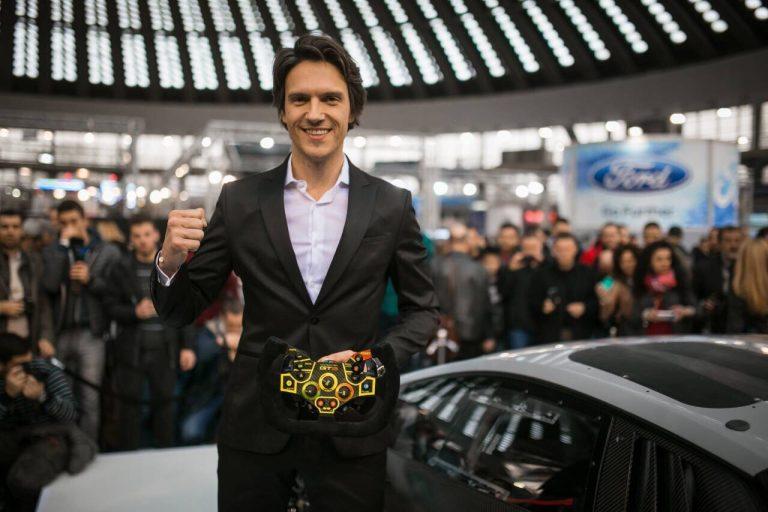 Car Show: Miloš Pavlović predstavio Lamborghini Hurracan GT3