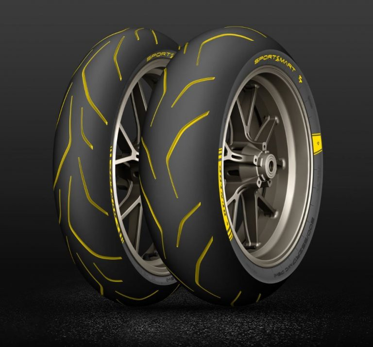 Dunlop predstavio SportSmart TT moto pneumatik