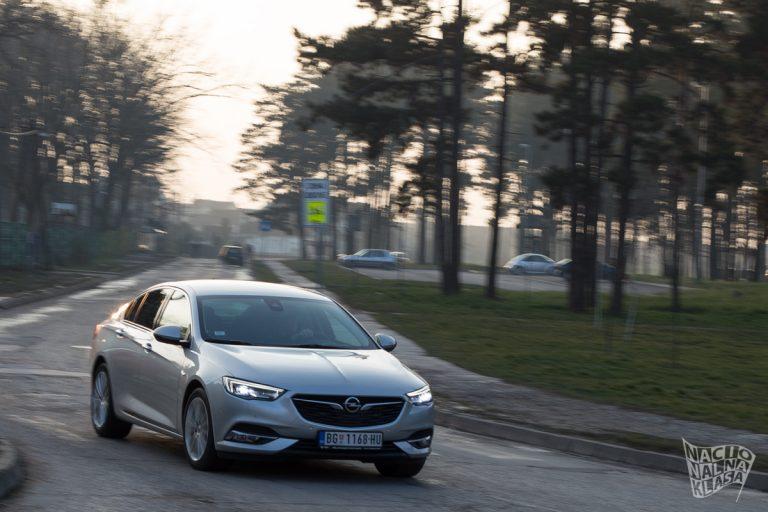 Opel: Insignia po akcijskim cenama