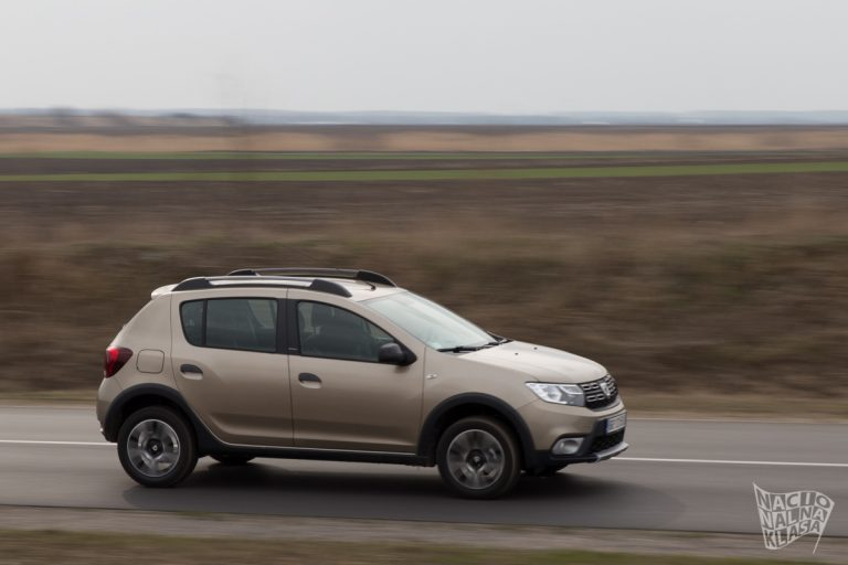 "Dacia prodjana akcija ""plus 1"""