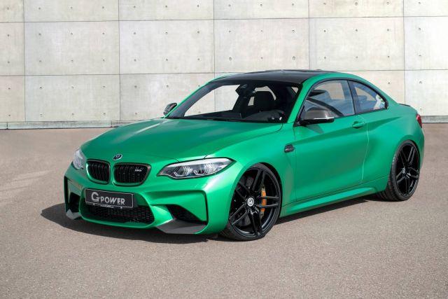 G-Power BMW M2 sa 500KS