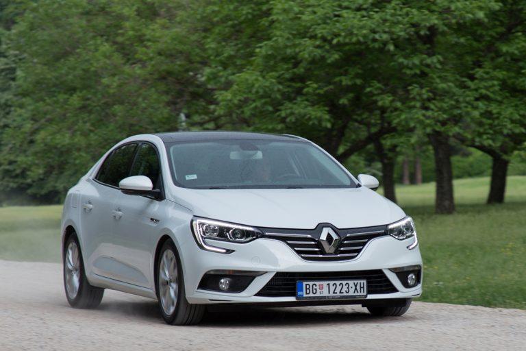 Prvi utisci: Renault Megane Grand Coupe dCi 110