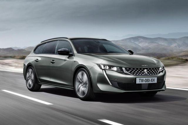 Peugeot predstavio karavanski 508
