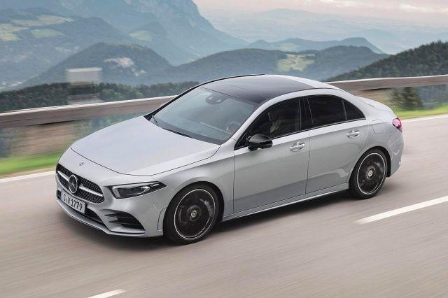 Mercedes predstavio limuzinsku A klasu