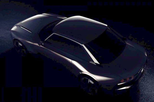 Peugeot najavio električni retro koncept