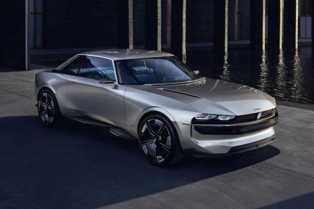 Koncept e-LEGEND – vizija Peugeotove budućnosti