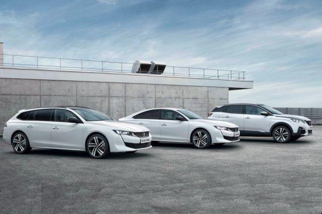 Plag-in tehnologija za Peugeot 508 i 3008