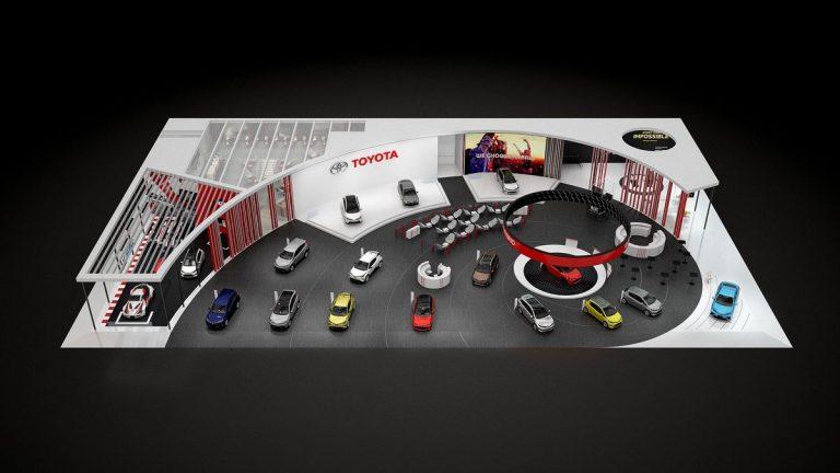 Pariz: Toyota hibridi u prvom planu