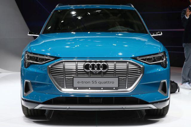 Pariz: Audi predstavio električni SUV e-tron