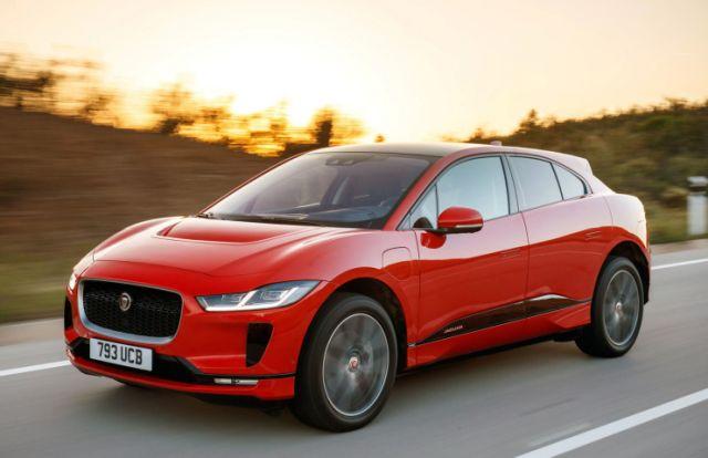 Jaguar I-Pace – autonomija od 375km