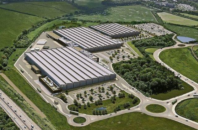 Jaguar Land Rover otvorio fabriku u Slovačkoj