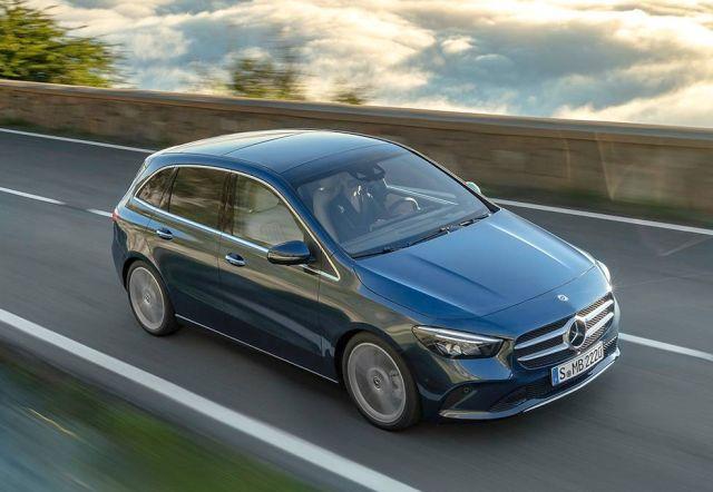 Novi dizelski motori za Mercedes A klasu