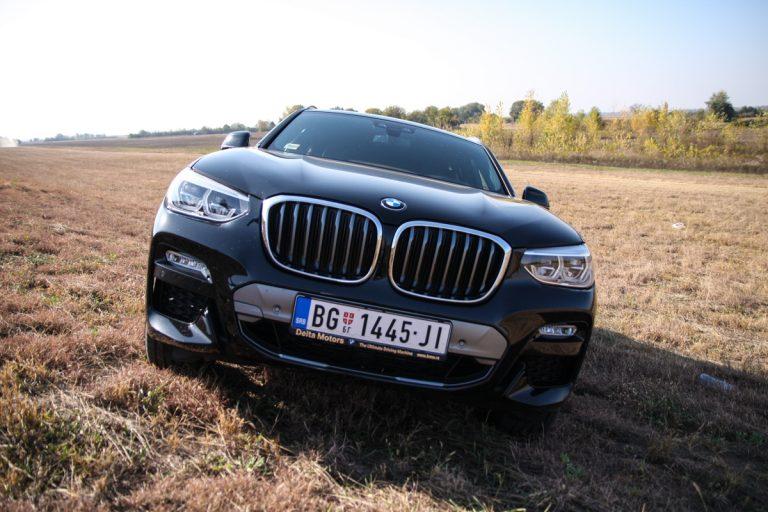 NK TEST: BMW X4 xDrive20d