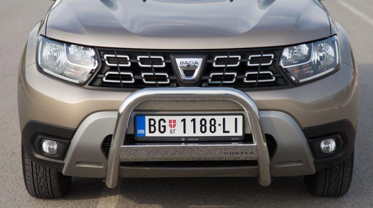 NK TEST: Dacia Duster TCe
