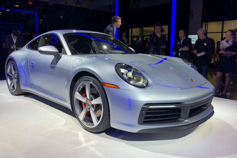Los Anđeles: Novi Porsche 911
