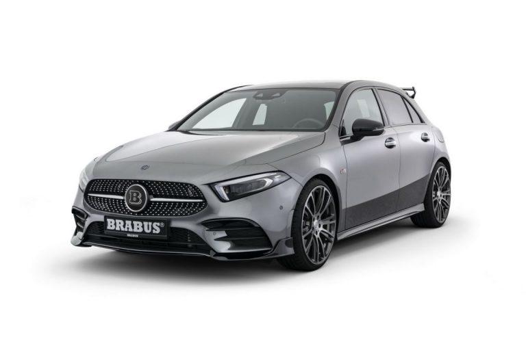 Brabus Mercedes-Benz A klasa