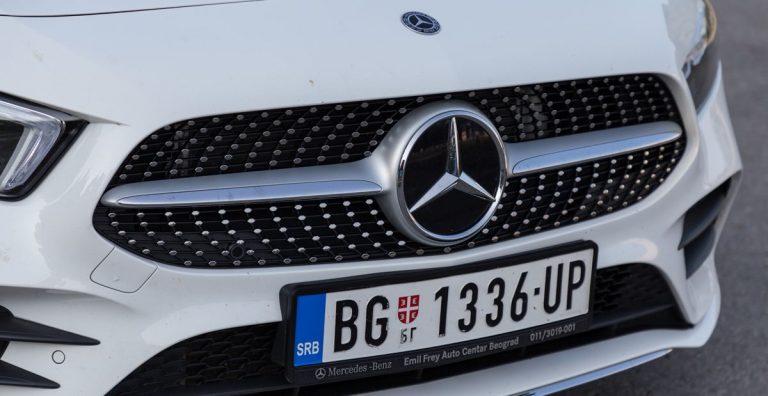 NK TEST: Mercedes A180d – IT stručnjak