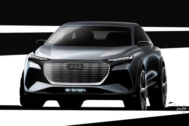 Audi Q4 e-tron koncept stiže u Ženevu