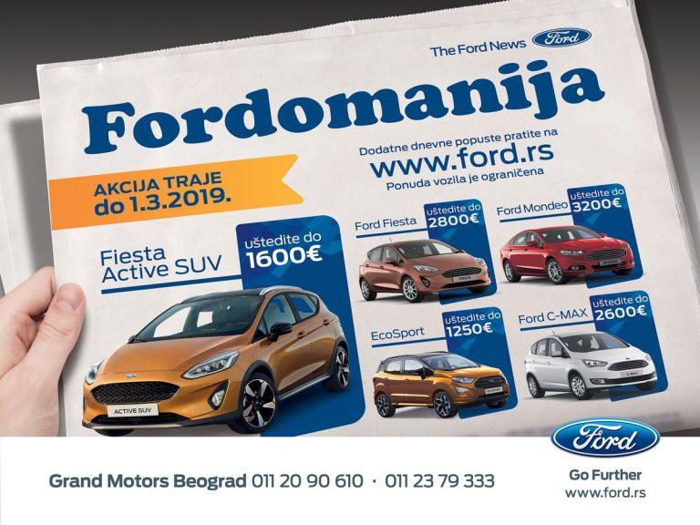 Prodajna kampanja Grand Motorsa se nastavlja do kraja februara