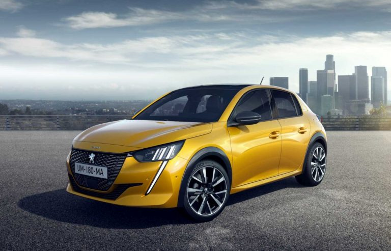 Ženeva: Novi Peugeot 208