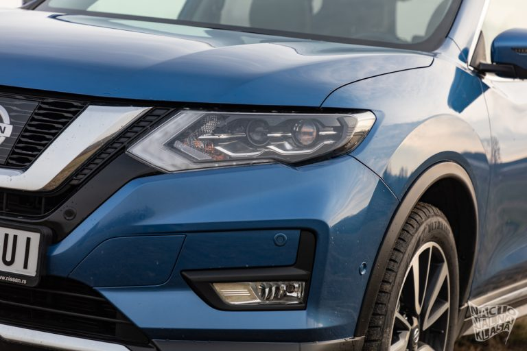 NK TEST: Nissan X-Trail 2.0 dCi AT 4×4