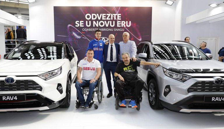 BG Sajam: Toyota predstavila novi Camry