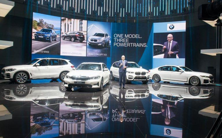Ženeva: BMW predstavio seriju hibridnih modela