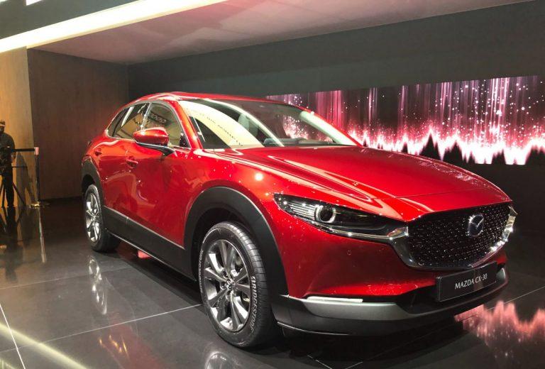 Ženeva: Mazda CX-30
