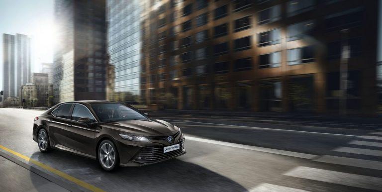 BG Sajam: Toyota najava