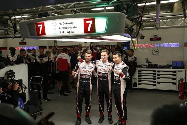 Le Mans: Kobajaši osigurao pol poziciju za #7 Tojotu
