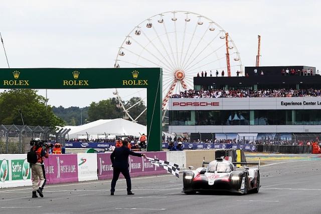 Le Mans: Tojotinoj posadi #8 pobeda