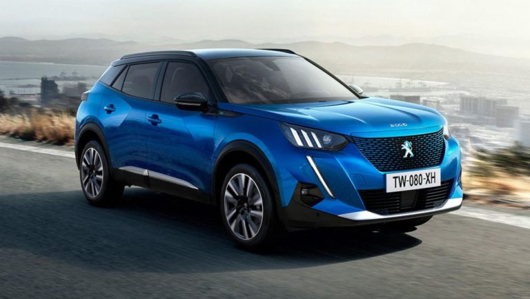 Predstavljen novi Peugeot 2008
