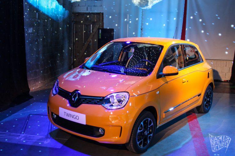 Predstavljen restilizovani Renault Twingo