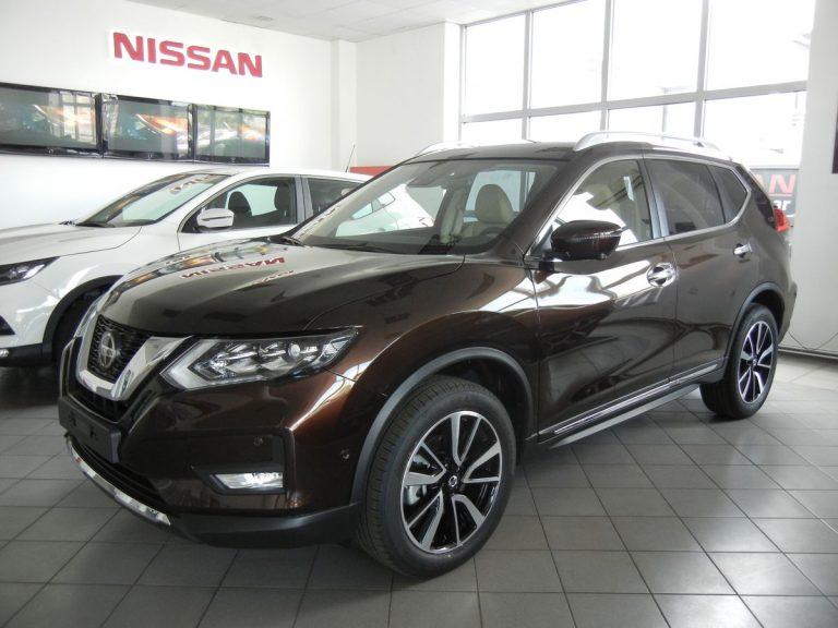LF-Auto: Nissan X-Trail sa nižom cenom za preduzetnike