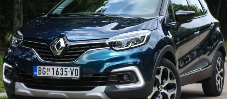 NK TEST: Renault Captur TCe 130 – Turbo transformacija