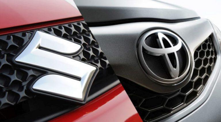 Kapitalni savez Toyote i Suzukija