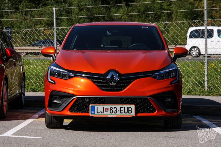 Renault predstavio novu, petu, generaciju modela Clio