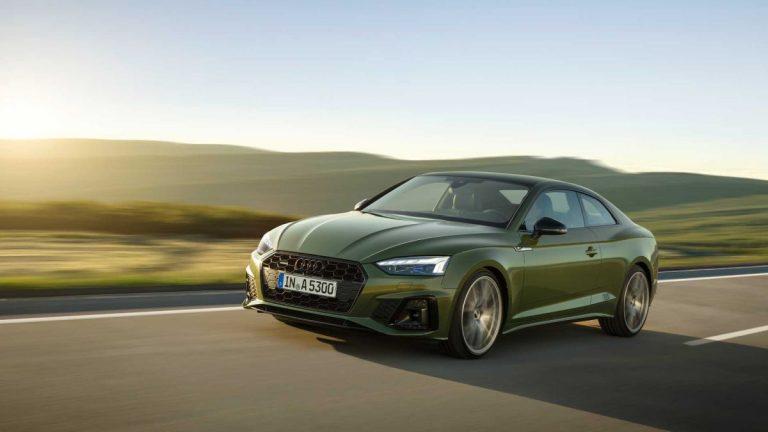 Frankfurt: 2020 Audi A5