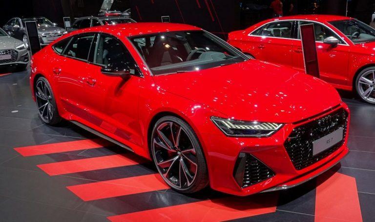 Frankfurt: Audi RS 7 Sportback