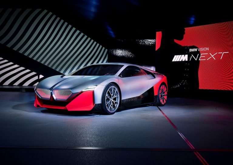 Frankfurt: BMW Vision M NEXT
